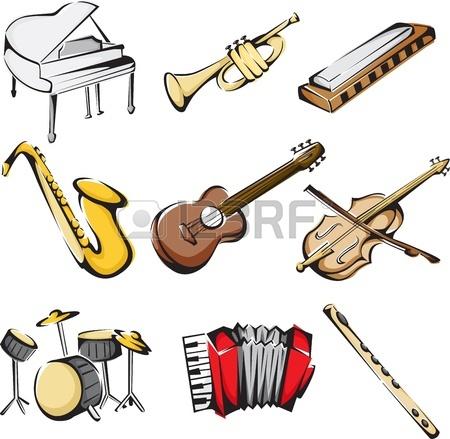 Ecole de musique de bouillargues - Photo d instrument de musique ...